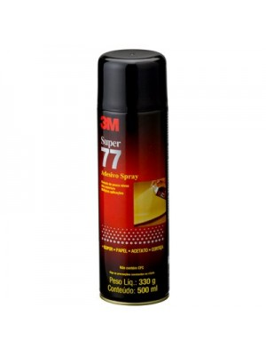 COLA SPRAY 77 330 GRS 3M