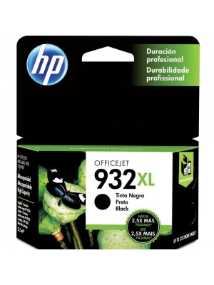 CARTUCHO ORIG. HP932XL CN053AL 22,5ML PRETO