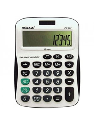 CALCULADORA MESA GRANDE 12 DIGITOS PC257 PROCALC
