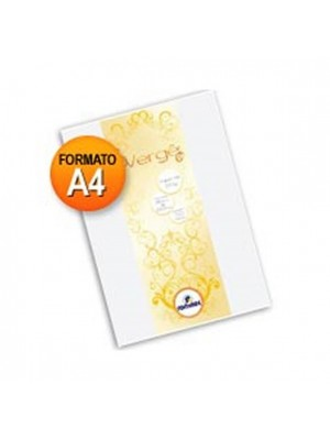 PAPEL VERGE DIAMANTE A4 180GRS C/50FL FILIPERSON
