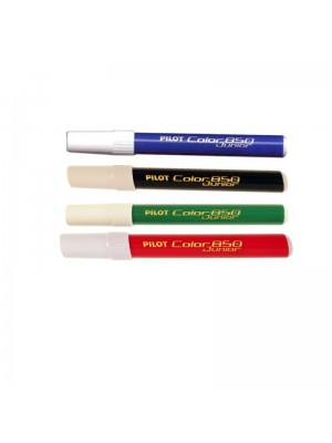 PINCEL PILOT COLOR 850S PRETO