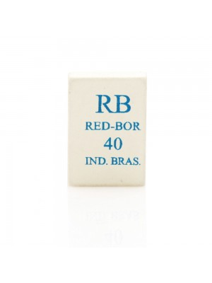 Borracha Branca 40/40 RED BOR (Un)