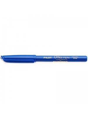 CANETA HIDROG OFFICE PEN AZUL 1.0 PILOT