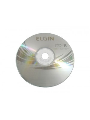 CD-R GRAV (ENV) 700MB/80MIN/52X ELGIN