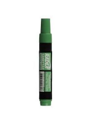 PINCEL MARCADOR PERMANENTE VERDE RADEX