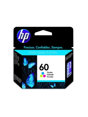CARTUCHO ORIG. HP60 CC643 6,5ML COLOR