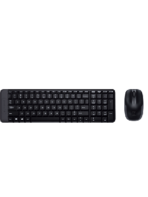 KIT WIRELESS (TECLADO/MOUSE) MK220 LOGITECH