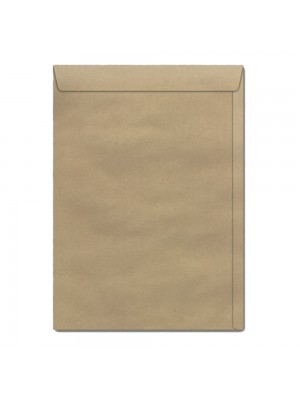 ENVELOPE KRAFT C/250 229X324 80GR SKN032 SCRITY