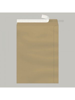 ENVELOPE KRAFT C/100 240X340 COLANTE SKN634 SCRITY
