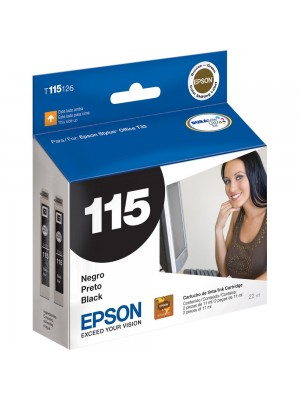 CARTUCHO EPSON ORIG. T115126 22ML