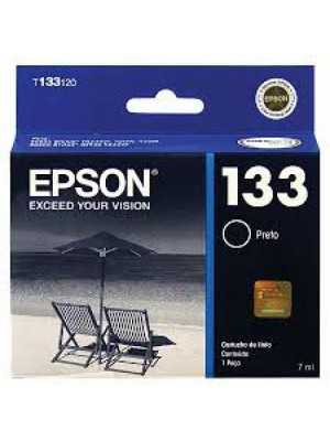 CARTUCHO EPSON ORIG.T133120 7ML PT
