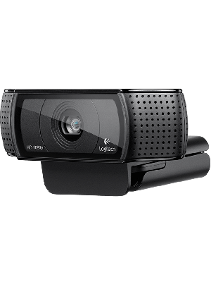 CAMERA WEBCAM FULL HD C/ MICROFONE C920 LOGITECH