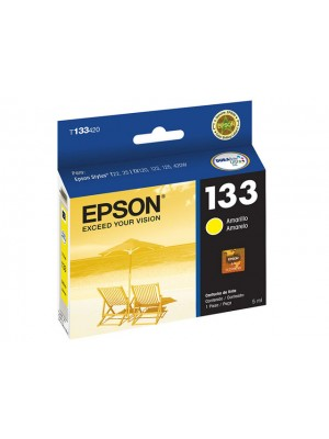 CARTUCHO EPSON ORIG.T133420 5ML YE